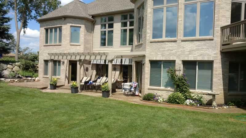 White Lake, Michigan Paver Patio Design & Installation